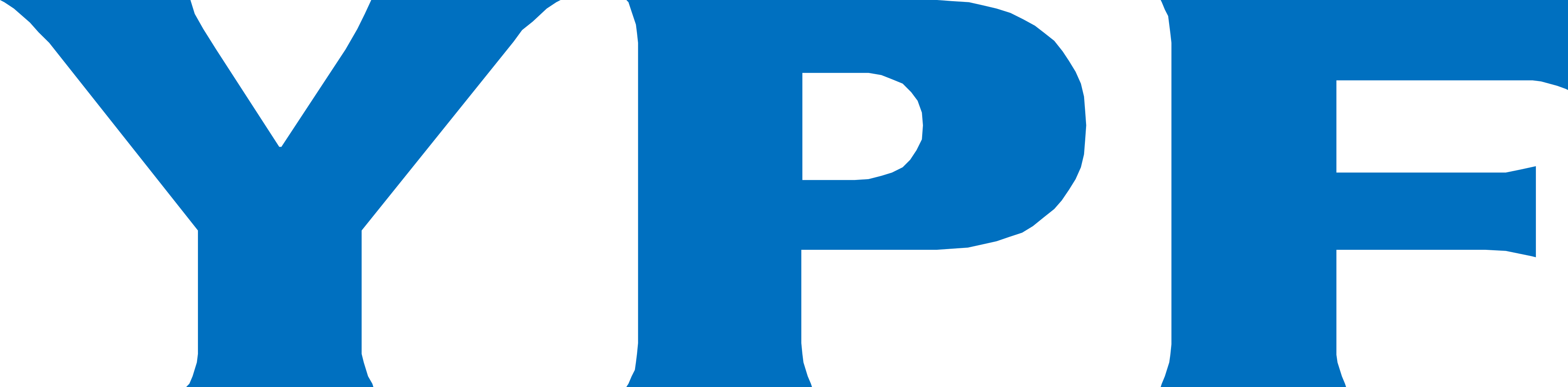 Logo ypf